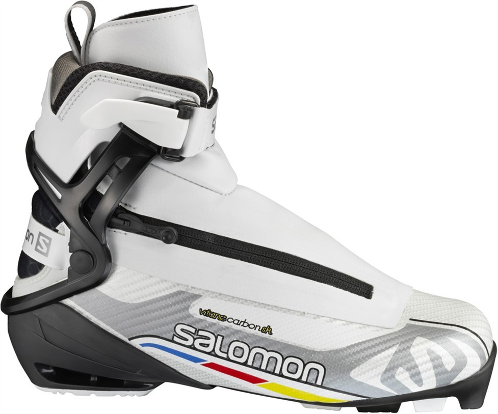 Salomon Vitane Carbon Skate SNS 13 14 - UK 4 a83564b4c5
