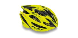 přilba Rudy Project Sterling yellow fluo/black matt M/54-58 cm