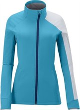 Salomon Momentum 3 Softshell W blue/white 12/13 - M