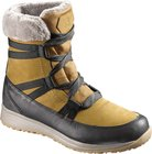 Salomon Heika LTR CS WP camel gold/black/vintage - UK 7