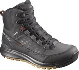 Salomon Kaipo MID GTX black/asphalt/flea - UK 10