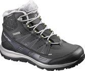 Salomon Kaina CS WP 2 black/asphalt/flashy-x - UK 7