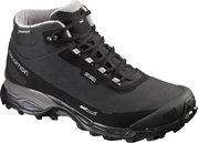Salomon Shelter Spikes CS WP black/pewter - UK 9,5